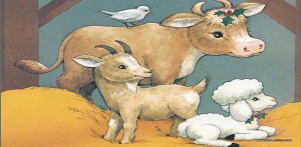 الخروف الأعرج - قصة ميلادية