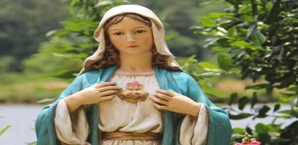 تساعية الى مريم العذراء سلطانة جميع القلوب