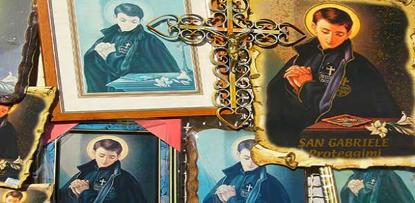 حياة القديس جابريل لسيدة الآلام