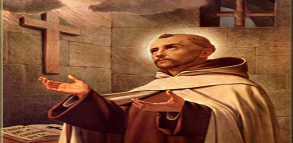 صلاة الى القديس يوحنا الصليب