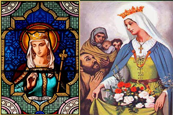 صلاة للقديسة اليزابيث