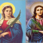 القديسة لوسيا